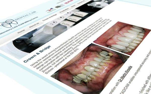 Colligan Dental Website Launch