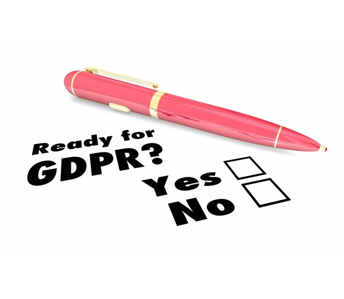 website GDPR Compliant