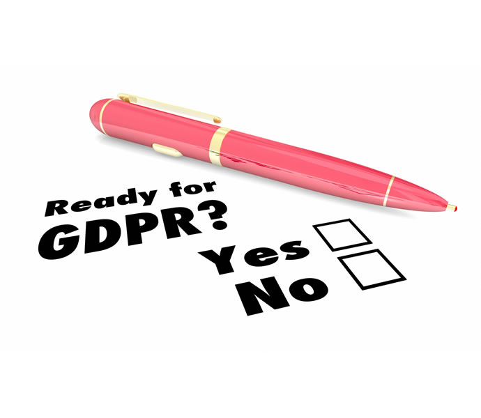 website GDPR Compliant